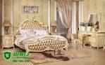 Kamar Tidur Set Klasik Ukiran Mewah Jepara Model Eropa