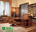 Meja Direktur Modern Jati Model Terbaru Furniture Jepara