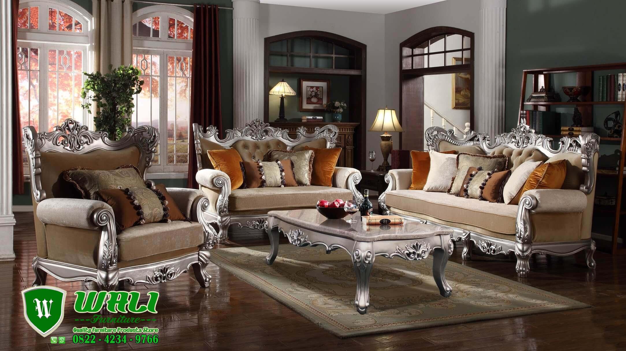 Sofa Ruang Tamu Silver Klasik Elegan Ukir Mebel Jepara, 1 Set Sofa Tamu, Furniture Jepara, Kursi Sofa Tamu Mewah Jepara, Kursi Klasik Mewah, Mebel Ukiran, Kursi Sofa Tamu Jepara Mewah Ukiran, Kursi Tamu Jepara, Mebel Jepara, Meja Ruang Tamu Ukiran, Meja Kursi Tamu Elegan, Kursi Tamu Mewah, Gambar Sofa Ruang Tamu Ukiran, Model Sofa Mewah Terbaru, Set Sofa Tamu Klasik, Sofa Jati Mewah, Sofa Tamu Ruangan 2x3, Sofa Jepara Minimalis, Sofa Jepara Modern, Sofa Jepara Terbaru, Sofa Klasik Mewah, Sofa Tamu Klasik, Sofa Tamu Ruangan 3x3, Harga Kursi Ruang Tamu Mewah, Harga Sofa Tamu Jepara, Jual Sofa Tamu, Katalog Kursi Tamu Terbaru, Wali Furniture