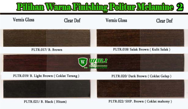 Contoh Warna Finishing, Mebel Jepara, Model Finishing Furniture Jepara, Desain Warna Mebel Terbaru, Desain FInishing Duco