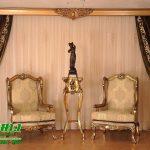 Kursi Tamu Sofa Mewah Modern Klasik Ukiran Jepara