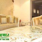 Sofa Mewah Modern Ukir Jepara Model Eropa Terbaru
