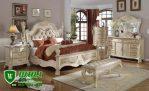 Kamar Set Duco Mewah Klasik Warna Finishing Putih