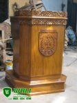 Mimbar Podium Pidato Pemerintahan Kayu Jati Jepara