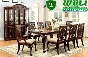 KURSI MAKAN WALI FURNITURE 1
